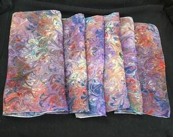 Festive Silk Scarf