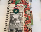Handmade December Holiday Journal #2