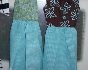 Dish Towel Dress for stove Handmade New