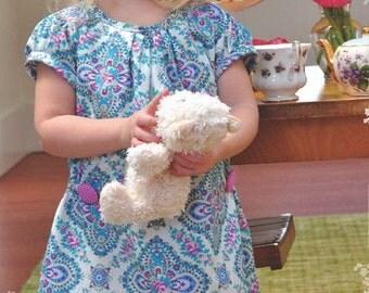 Sale!  The Little Shift Dress pattern (L019) - Favorite Things