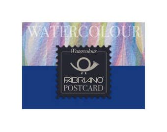 Fabriano Watercolour Postcard Paper