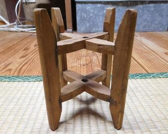 Antique IToMAKI - Spool for winding fibers - weaving tool - FREE SHiPPiNG!!!