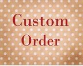 Custom order: Strawberry Princess Crown, Fairy Crown, Birthday Crown