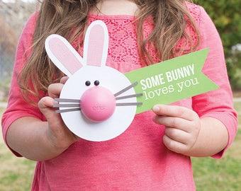 EOS Lip Balm: Some Bunny Loves You