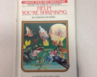Choose Your Own Adventure - Help! You're Shrinking