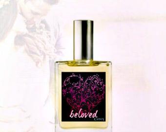 Pink guava Red mandarin Tuberose Beloved Oil Perfume VEGAN