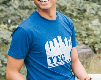 Edmonton YEG T-Shirt