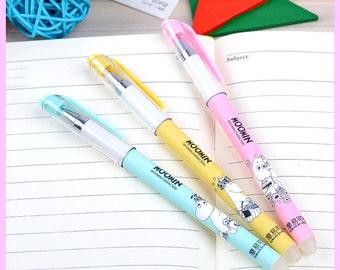 Pastel Moomin Pens (Mm-104)