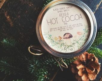 Reishi Hot Cocoa Mix