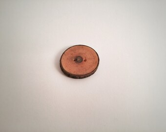 Rustic Button *** ADD ON ***  For Hats ***  Can Be Added To Any Hat Purchase.