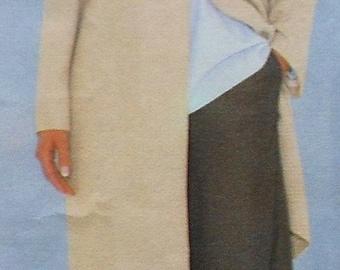 Vogue Wardrobe Sewing Pattern UNCUT 2261 Sizes 20-24 Jacket Dress Top Skirt and Pants Plus Size