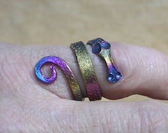 Dragon Energy Ring