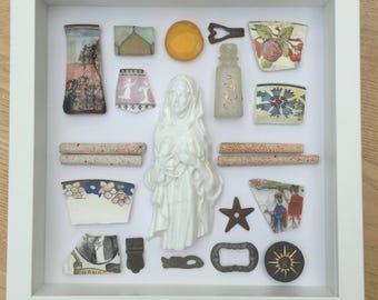 Mary (pray for us)