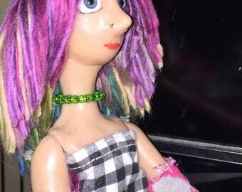 Damikins Dollie #5 -- Zoe-Willow