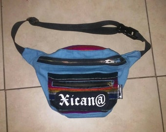 Xican@ Fanny Pack