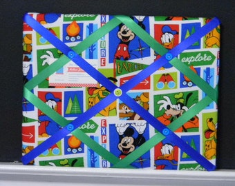 11 x 14 Mickey Mouse and Friends Memory Board