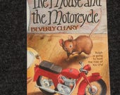 The Mouse and the Motorcycle-Beverly Cleary