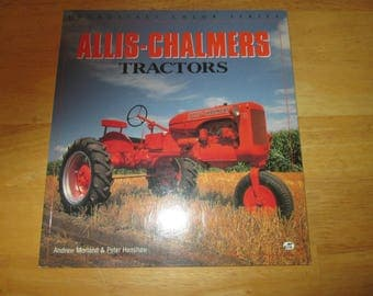 Allis-Chalmers Tractor Enthusiast Color Series by Morland