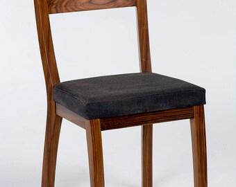 Chair in Walnut