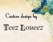 Custom listing for Rhetta