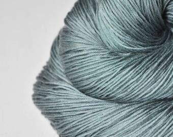 Rain in a graveyard - Silk/Cashmere Lace Yarn