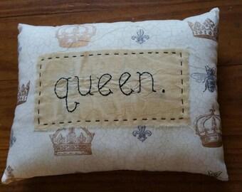 Prim Stitchery queen Pillow ~OFG
