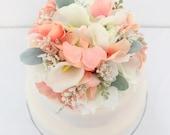 "Custom listing for Tera for a 6"" cake topper"