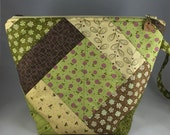 Greener Pastures medium project bag