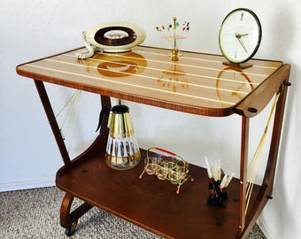 Record Player Stand Etsy