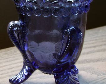 Degenhart Amethyst Toothpick Holder