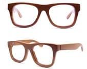 Christmas 30% OFF TAKEMOTO bamboo MJX1301 C04 handmade prescription brown sunglasses  eyeglasses