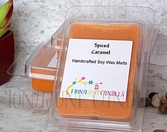 Spiced Caramel Soy Wax Melts