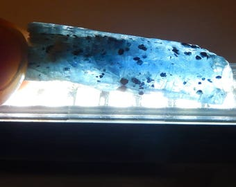 Blue Kyanite - gem