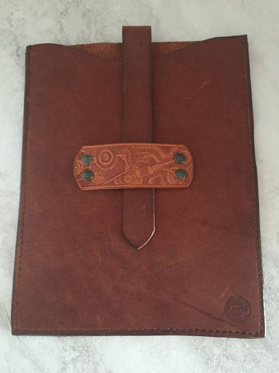 Imperfection Collection, Mini iPad Sleeve, Mini iPad Cover, Tablet Sleeve, Leather Case Handmade