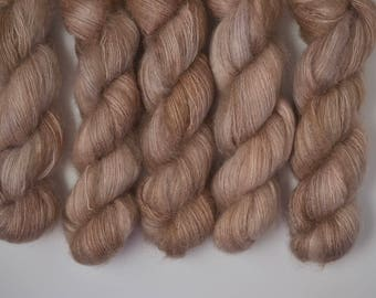 Asteroid - mohair lace