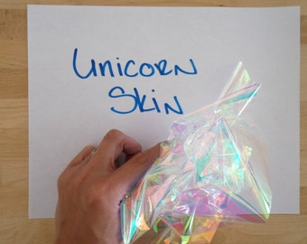 Unicorn Skin Film Upgrade for Tinkerbell Wings