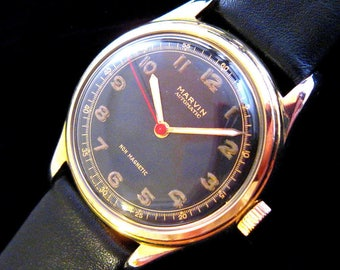"""Marvin - Early """"Bumper"""" Automatic - c.1940's-50's"""