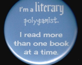 Multiple Literary Relationships Button