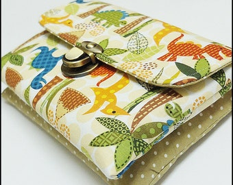 Twin Clutch Pdf pattern SALE