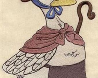 Mother Goose Quilt Block