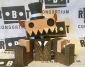 Mr Monsterbags.