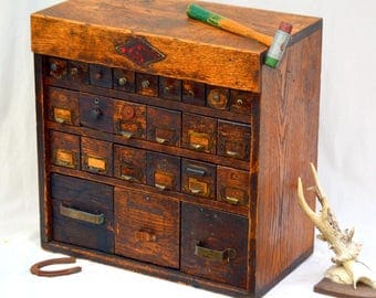Apothecary Cabinet Etsy - Apothecary cabinet