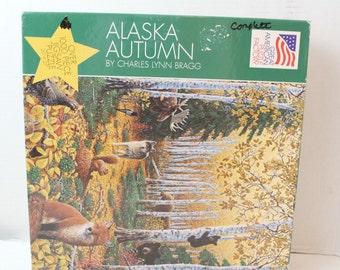 Alaska Autumn, 1000 pc jigsaw puzzle