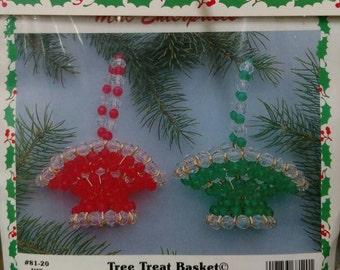 81-20 Tree Treat Basket