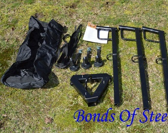 Master Series Suspension topper by Bonds Of Steel Mature (no poles)