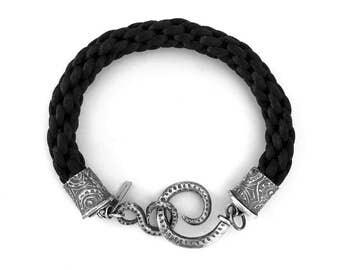 Kumihimo Bracelet | Woven Bracelet | Artisan Jewelry