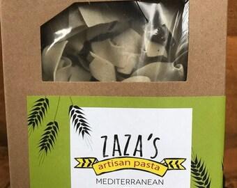Mediterranean Herb Pappardelle