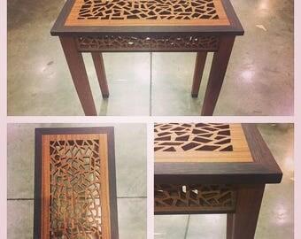 The Giraffe Table