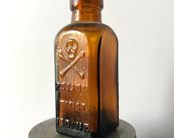 C.1900 Iodine Poison Bottle