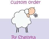 Custom listing for Rebecca